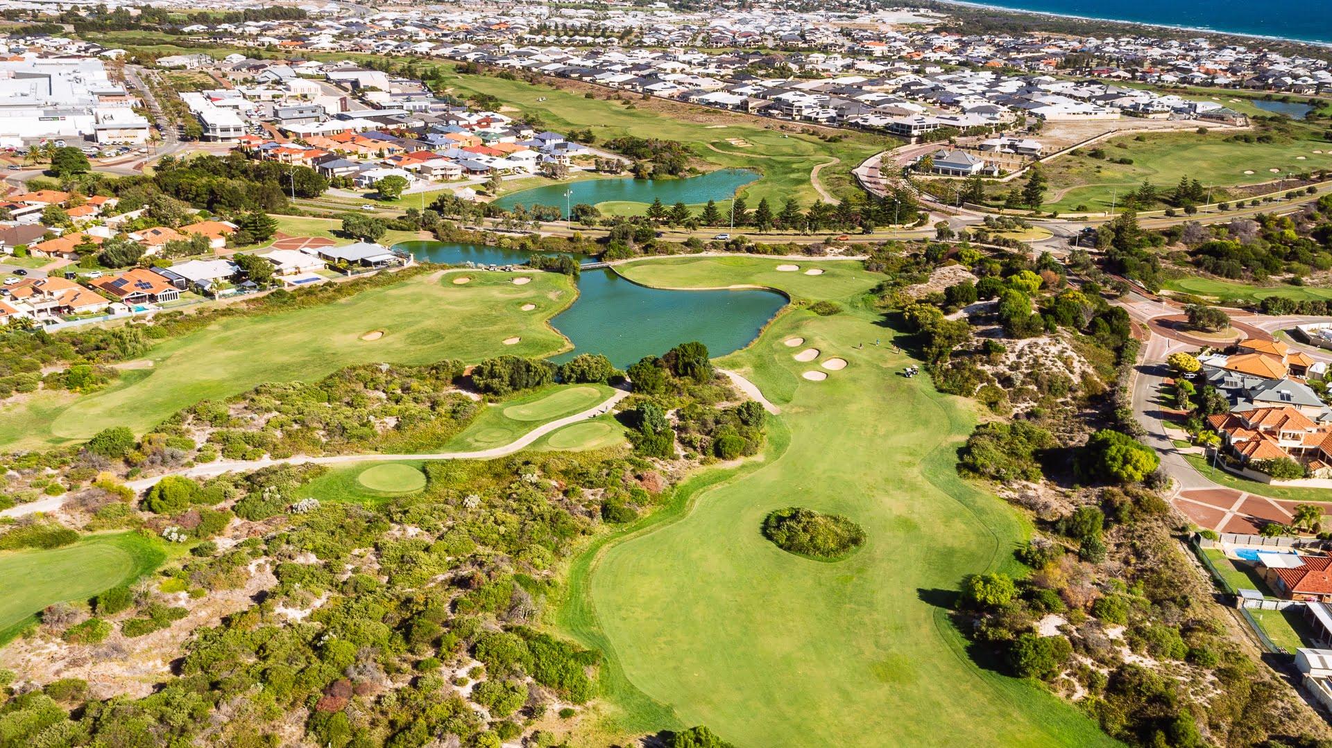 Secret Harbour Golf Links