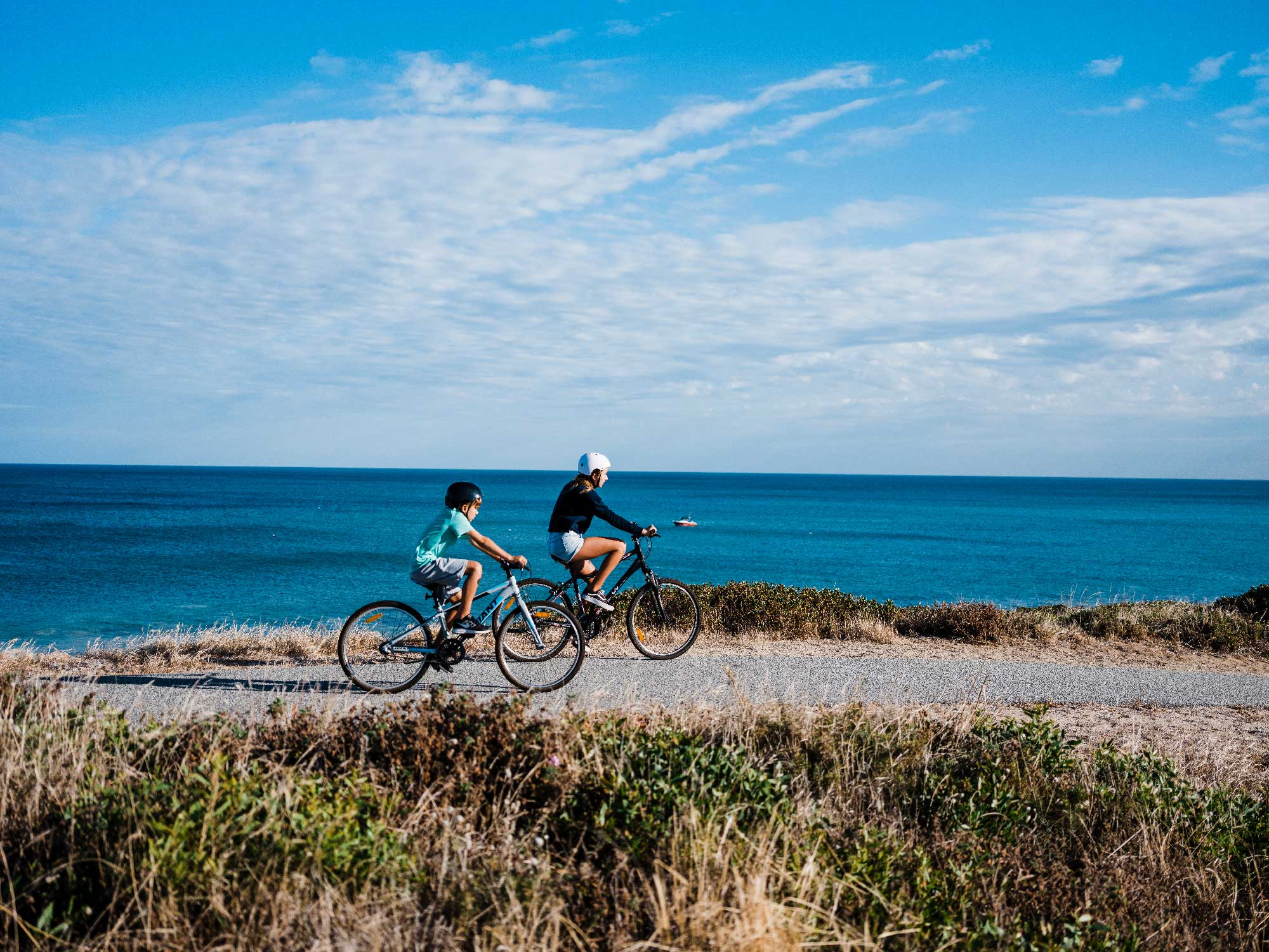 Cycling in Mandurah