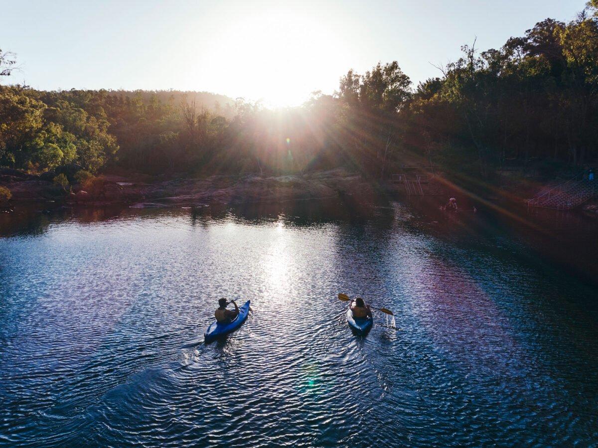 Canoeing, Kayaking, Stand-up Paddling