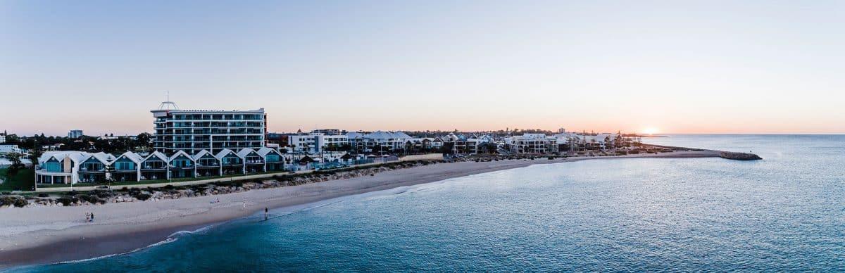 Town Beach Mandurah