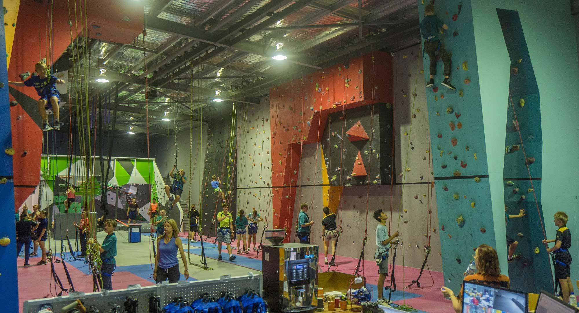 Mandurah Rock Climbing Centre