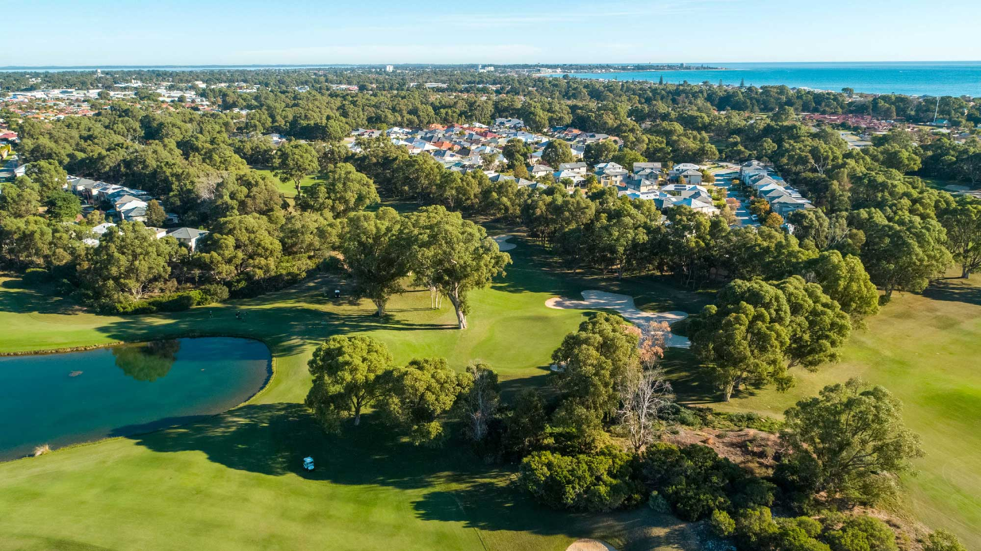 Meadow Springs Golf and Country Club Mandurah