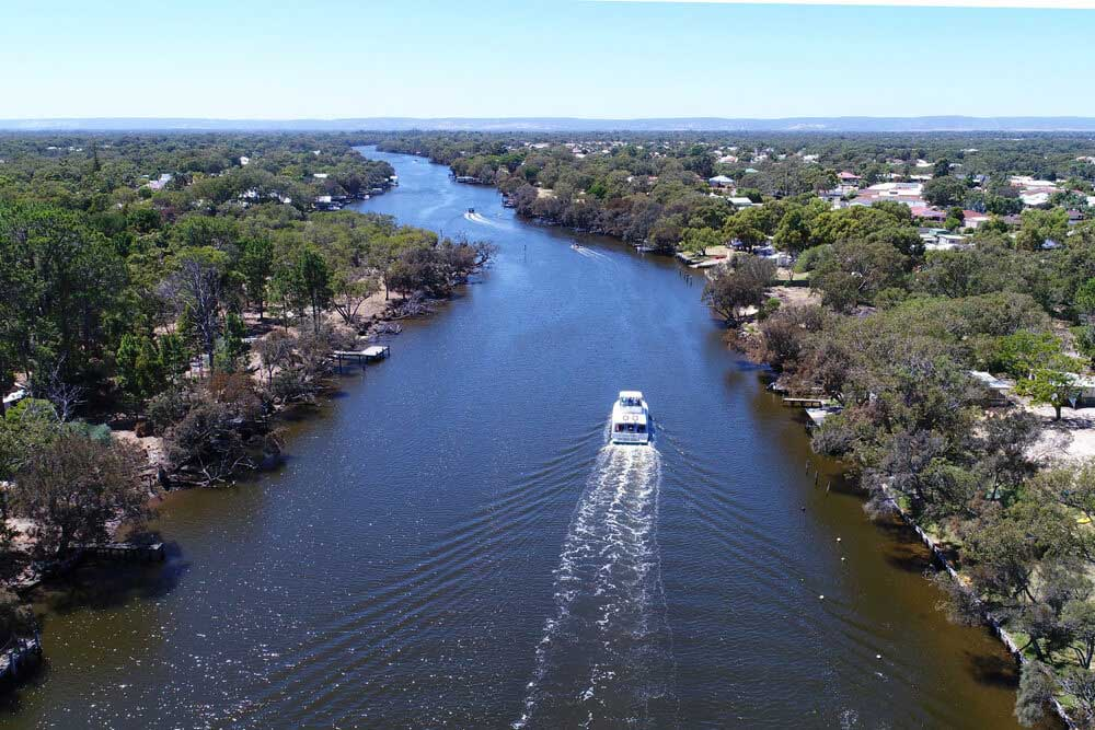 Mandurah-Cruises-Murray-River-Lunch-Cruise