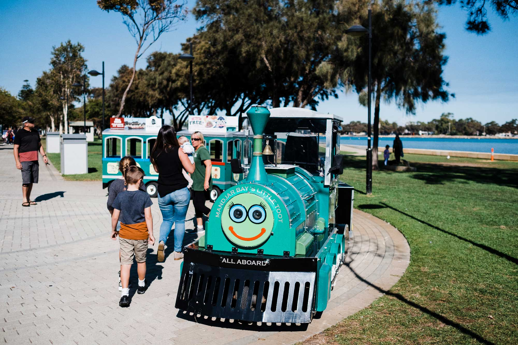 Tourist-Fun-Train Mandurah
