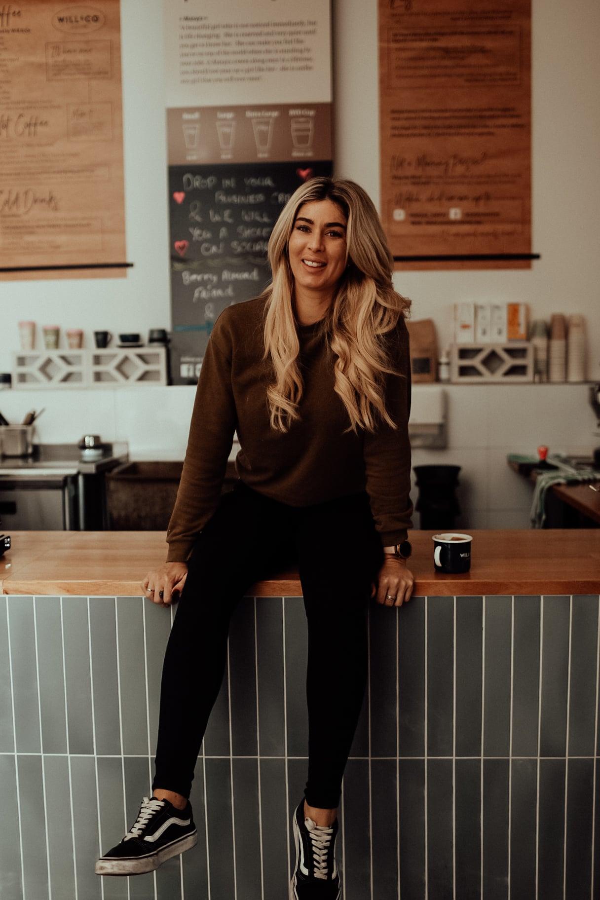 Natalia Adams, Mataya Eatery