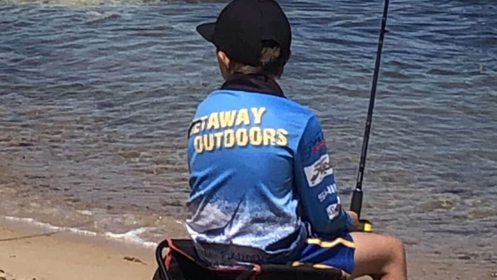 Kids Fishing Competition