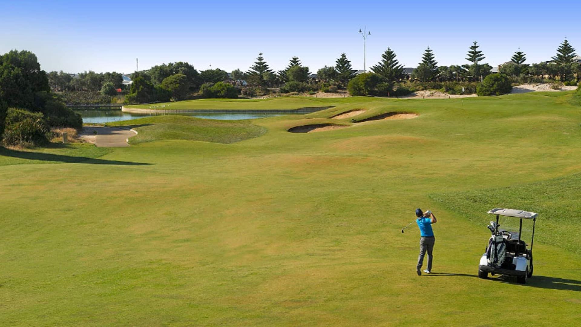 Mandurah Masters Golf