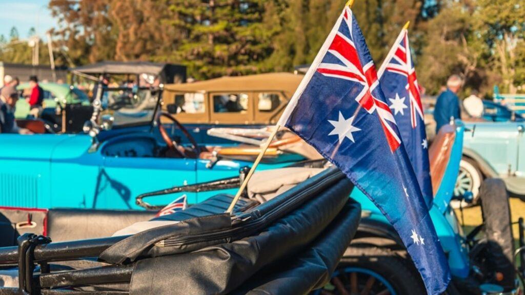 Mandurah's Aussie Motor Muster