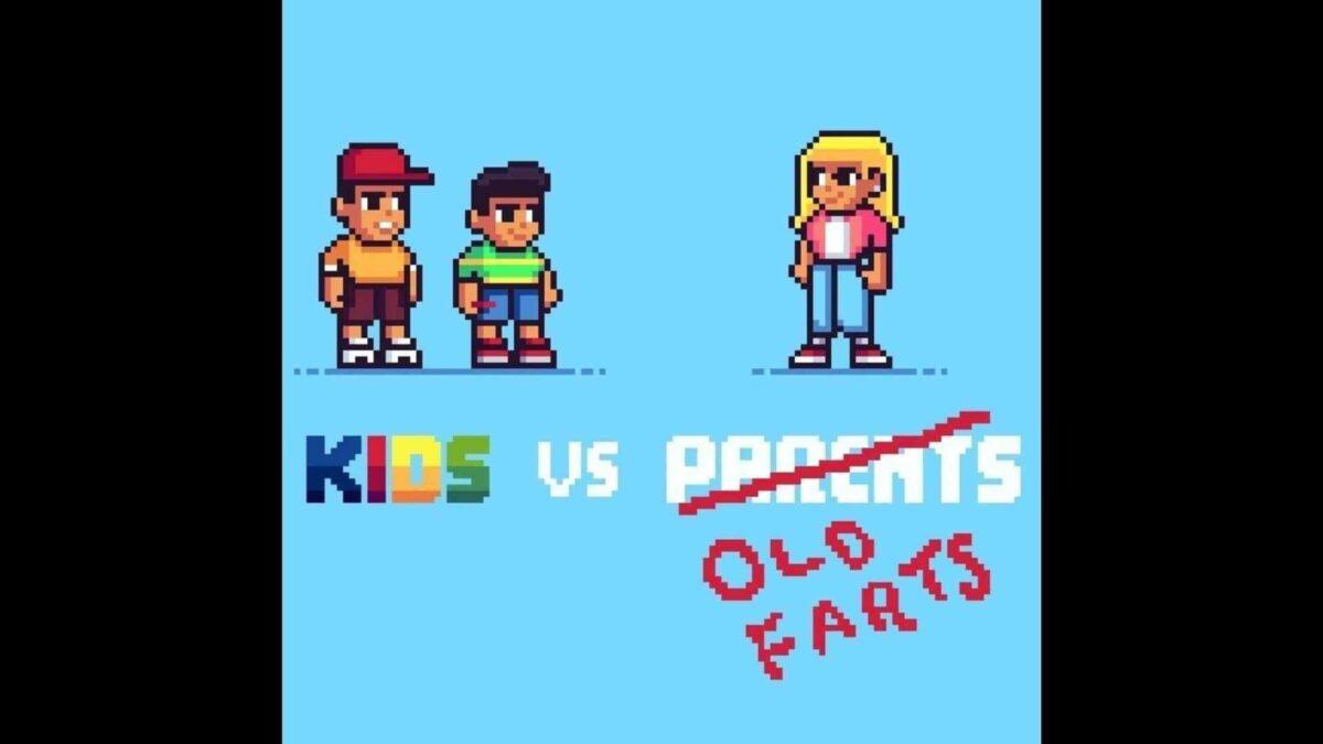 KIDS VS OLD FARTS AT FRINGE MANDURAH – Highly Interactive