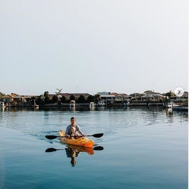 #Mandurah - experience the flow of life by the waterways. 🌊🚣‍♀️🐬📷 @commonadventure#visitmandurah #perthisok #seeperth #thisisWA #wonderoutyonder #westernaustralia #helloperth