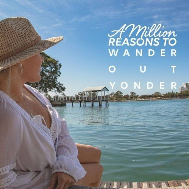 Only one week left to redeem your Wander Vouchers. Book a tour with your Wander Voucher with the Mandurah Visitor Centre and #wanderoutyonder.#Mandurah #visitmandurah #thisisWA #wanderoutyonder #perthisok #seeperth #soperh #helloperth