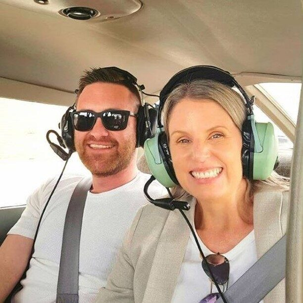 Feeling romantic and a bit adventurous? Fly high on Cloud 9 in #Mandurah with @kaleidoscopetourswa's full day Romance Flight & Scenic Tour for couples.#visitmandurah #thisiswa #wanderoutyonder #seePerth #soperth #helloperth #perthisok #cloud9 #romantic #romantictours #scenicflight