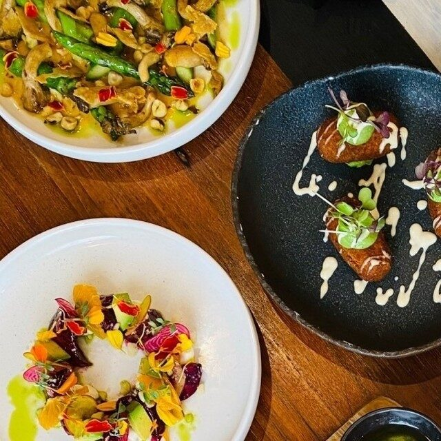 Hi #foodies. Yup, these sensory-considered dishes reside in Mandurah – @flicskitchen produces these artforms daily. Book a table for your next visit to Mandurah.  #MandurahMoment #VisitMandurah #WanderOutYonder #Mandurah #WesternAustralia