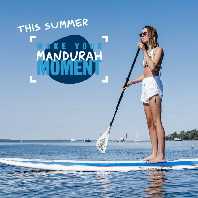 From yachts to tinnies or stand up paddleboarding, from lobster to fish & chips, experience the flow of life by the waterways.   There's so much to discover that you could easily spend a week or more in Mandurah and surrounds.  To help you to put your Mandurah bucket list together, we've picked the top 10 things to do in Mandurah for you.  Read more by visiting the link in our bio.   #MandurahMoment #VisitMandurah #WanderOutYonder #ThisIsWA #WesternAustralia