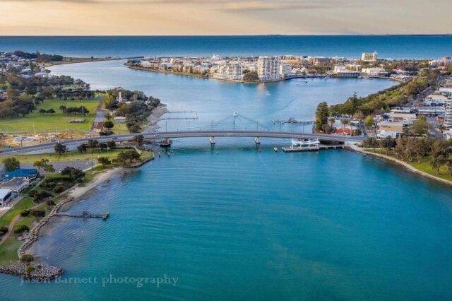 They say #Mandurah has waterways for days - 🙌 @jasonbarny has sure shown us the crystal blues with this great pic.   Make your #Mandurahmoment this summer. #visitmandurah #mandurah #seeperth #wanderoutyonder #thisiswa #westernaustralia