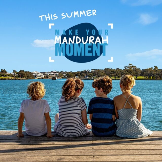For a quick getaway or a long stay… Create your own #MandurahMoment this summer!  #VisitMandurah #WanderOutYonder #PerthIsOk #Mandurah #SeePerth